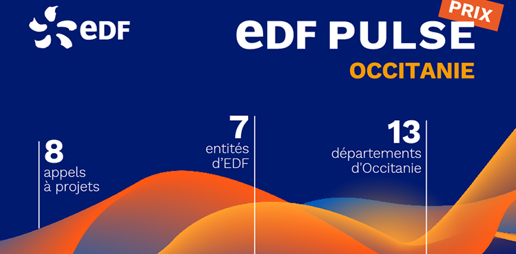 Appel à candidature - Prix EDF Pulse Occitanie