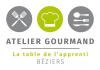 ATELIER GOURMAND - La table de l'apprenti - Béziers