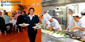 Restaurant d'application Sud Formation CCI
