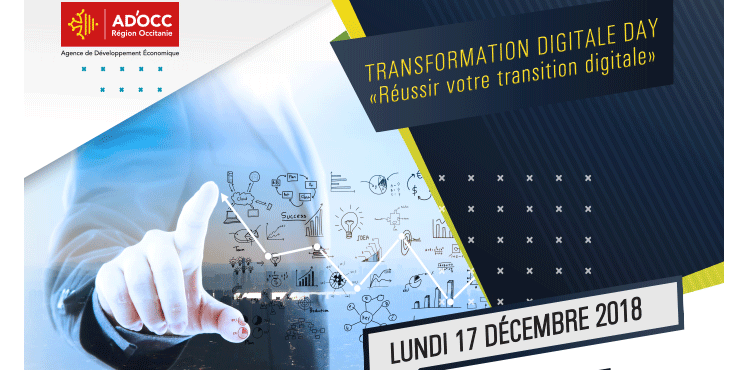 Transformation Digitale Day : réussir votre transition digitale