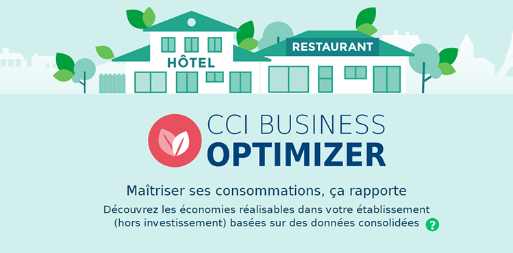 CCI Business Optimizer : pour des hôtels-restaurants plus performants
