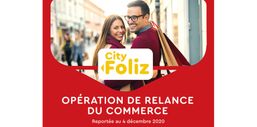 report de l'opération CITY FOLIZ