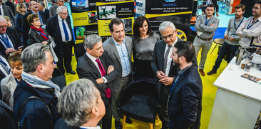 ITS Fusion renforce son image au Siane 2020 à Toulouse