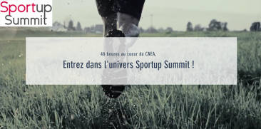 Appel à candidatures Sportup Summit 2018