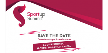 Appel à candidatures SportUp Summit 2020 - L'innovation au sommet !