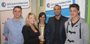 managériales 2015 Sud Formation CCI Montpellier